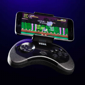 Sega Saturn Smartphone Controller For Android